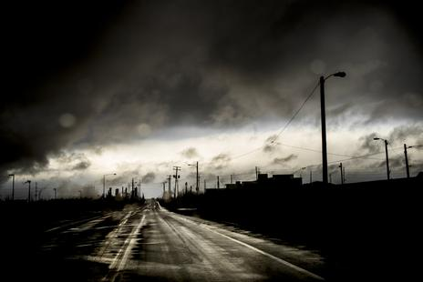 Todd Hido: Take a journey through an 'apocalyptic, never-ending winter' in 'Bright Black World'