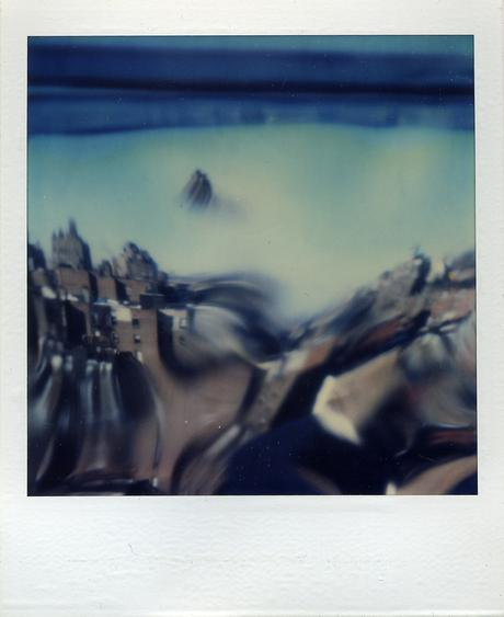 January 6, 1980 SX-70 Polaroid 4 1/4 x 3 1/2 inches
