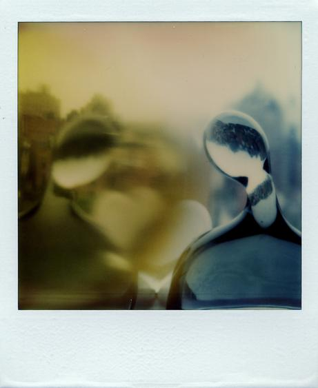 July 2, 1979 SX-70 Polaroid 4 1/4 x 3 1/2 inches