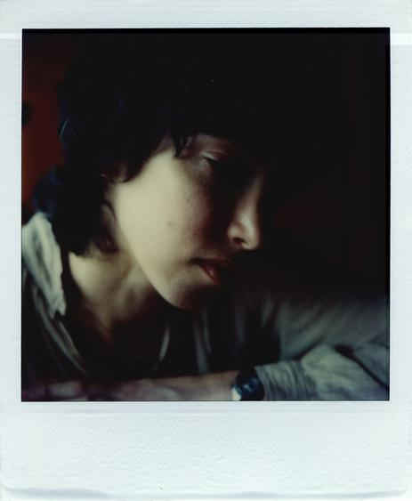 Susan R. Rubinstein, March 30, 1979 SX-70 Polaroid 4 1/4 x 3 1/2 inches