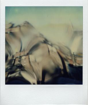 January 26, 1980 SX-70 Polaroid 4 1/4 x 3 1/2 inches
