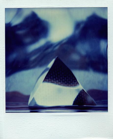January 19, 1980 SX-70 Polaroid 4 1/4 x 3 1/2 inches