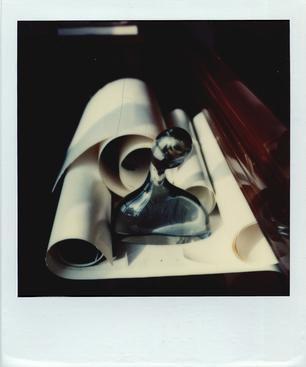 Untitled, 1975-1985 SX-70 Polaroid 4 1/4 x 3 1/2 inches