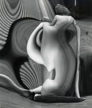 André Kertész (1894-1985) Distortion #92, 1933 Gelatin silver print, printed c. 1970s 10 x 8 inches (25.4 x 20.3 cm)