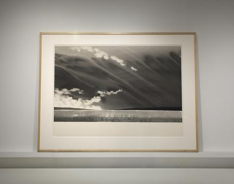 Horizon at Santa Barbara, California, (from 100 Views Along the Road), 1978-1981 Watercolor on paper 30 x 42 inches