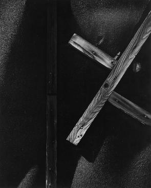 Aaron Siskind, Chicago, 1957