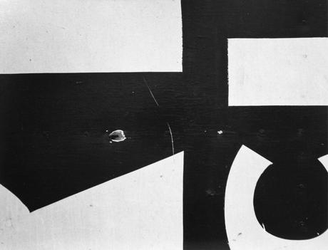 Aaron Siskind Chicago 16, 1957