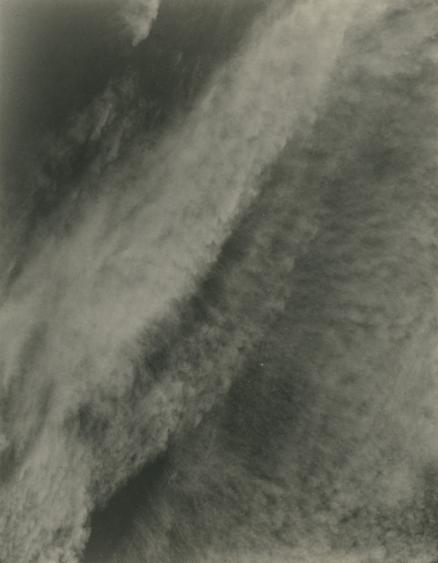 Alfred Stieglitz Equivalent, 1925 Gelatin silver print mounted to board, printed c.1925 4 5/8 x 3 1/2 inches