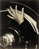 Alfred Stieglitz Hand and Ford Car, 1933 Gelatin silver print 9 1/4 x 7 3/8 inches