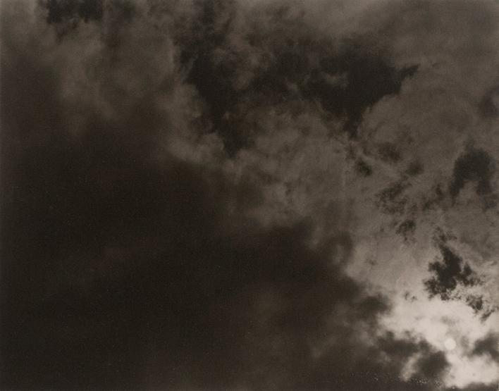 Alfred Stieglitz  Equivalent [251b], c. 1923 Gelatin silver print flush-mounted on card, mounted to board, printed c. 1923 4 9/16 x 3 9/16 in.