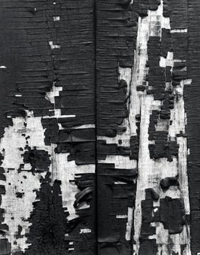 Aaron Siskind, Chicago 53, 1952
