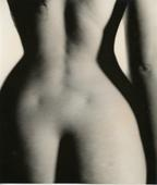 Torso, c. 1955 Gelatin silver print, printed c. 1955 9 x 7 3/4 inches