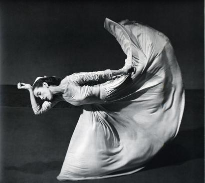 Letter to the World (kick), Martha Graham, 1940 Gelatin silver print, printed c. 1940. 15 1/8 x 18 7/8 inches