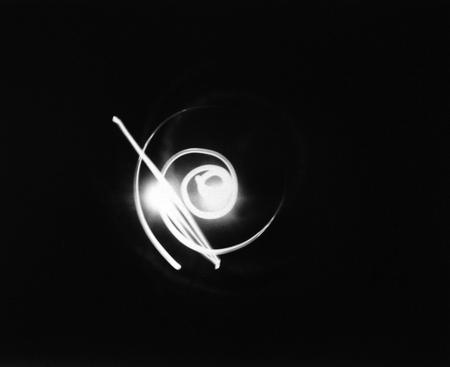 Spiral I, 1940 Gelatin silver print mounted to board, printed later 25 x 20 inches