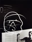 Artificial Life from the Laboratory, 1965 Photogram. 19 x 14 1/2 inches