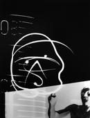 Artificial Life from the Laboratory, 1965 Photogram, printed c. 1965 19 x 14 ½ inches
