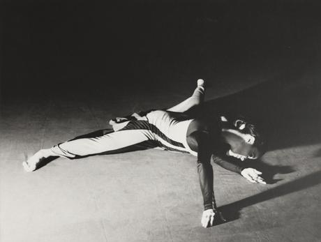 Barbara Morgan  Martha Graham 'Deep Song', 1937 Gelatin silver print mounted to board, printed c. 1937 14 x 18 1/4 in.
