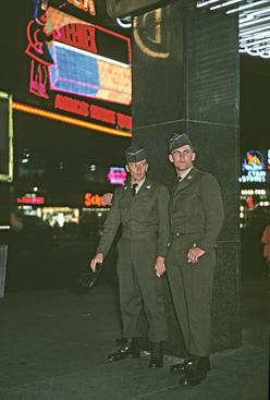 Broadway IV, 1954 Archival inkjet print 19 x 13 inches