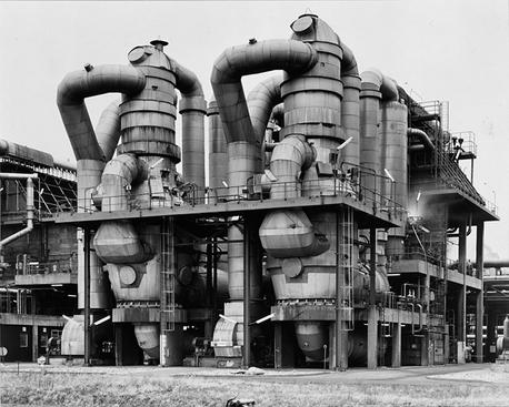 Bernd and Hilla Becher, Plant for Styrofoam Production, Wesseling near Cologne, Germany