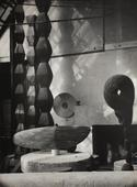 View of the Studio, c. 1933 Gelatin silver print, printed c. 1933. 15 11/16 x 11 11/16 inches