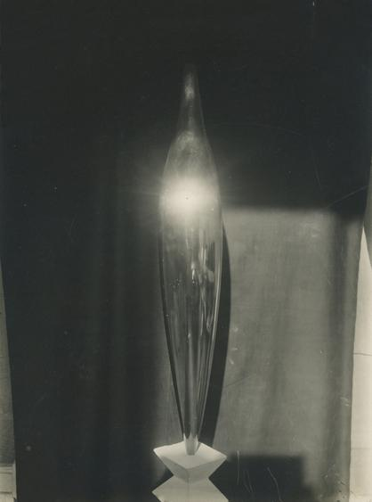 The Golden Bird, c. 1919-22 Gelatin silver print, printed c. 1919-22. 9 3/4 x 7 inches