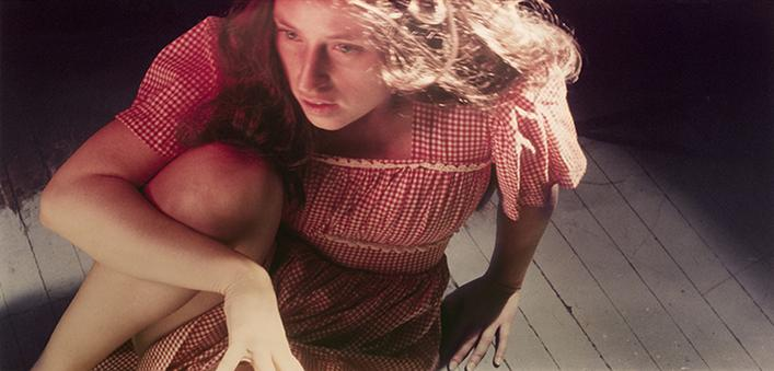 Untitled #85, 1981     Chromogenic print 24 x 48 in.