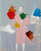 Colors of Napoleon, 2010 Archival inkjet print. 25 x 20 inches