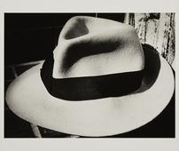 Light and Shadow #4, (Hat), 1982 Gelatin silver print