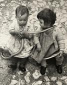 Italy, 1951 Gelatin silver exhibition print mounted to aluminum 36 x 24 inches
