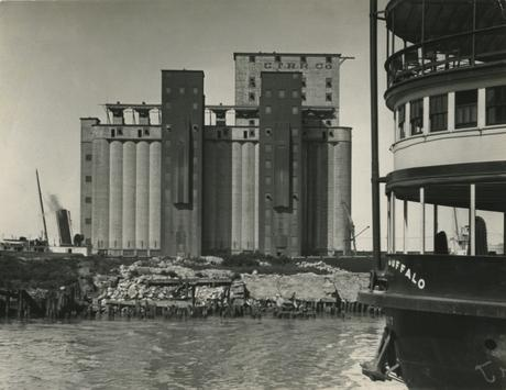 Buffalo, New York State, 1926 Gelatin silver print, printed c. 1926 7 x 9 inches