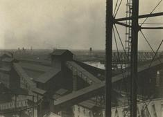Ford Factory, Detroit, Michigan, 1926 Gelatin silver print, printed c. 1926 3 x 4 inches