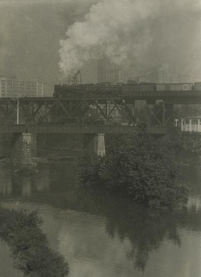 Richmond, Virginia, 1926 Gelatin silver print, printed c. 1926 4 x 2 7/8 inches