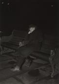 Down and Out, London, c. 1935 Gelatin silver print, printed c. 1935 6 1/2 x 4 inches