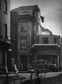 Mayfair Demolition, Carrington House, London, c. 1928 Gelatin silver print, printed c. 1928 9 1/2 x 7 1/4 inches