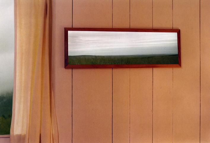 Dickinson, 2004 Chromogenic print 34 x 49 7/8 inches