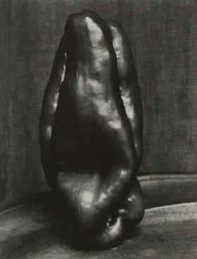 Edward Weston Pepper no. 7, 1929 Gelatin silver print