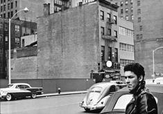 West Side Story, New York City, 1956 Gelatin silver print mounted to board, printed c. 1956 9 x 13 1/2 inches