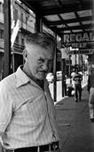 Man With Cigar, New Orleans, 1952 Gelatin silver print, printed c. 1952 14 x 11 inches