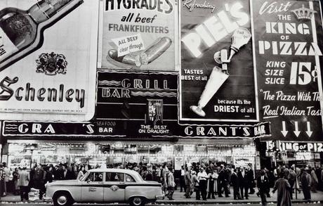 Grant's Bar, New York, 1956 Gelatin silver print 16 x 20 in. (40.64 x 50.8 cm) p.p1 {margin: 0.0px 0.0px 0.0px 0.0px; font: 10.0px Helvetica}