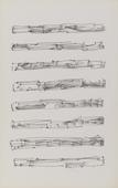 Frederick Sommer Untitled, 1990 Pen and ink drawing on paper. 11 1/2 x 7 3/16 inches