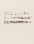 Frederick Sommer Untitled, c. 1960s Pen and ink drawing on paper. 12 3/8 x 9 1/2 inches