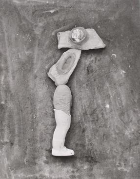 Untitled, 1941 Gelatin silver print mounted to board, printed c.1990s. 9 1/2 x 7 7/16 inches