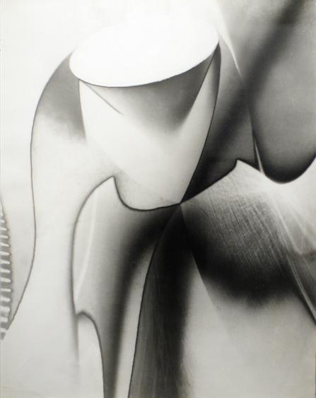 Gyorgy Kepes Cone, 1941 Gelatin silver print, printed c. 1941 16 7/8 x 14 inches