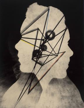 Gyorgy Kepes The Two Faces of Juliet, c. 1937-1939