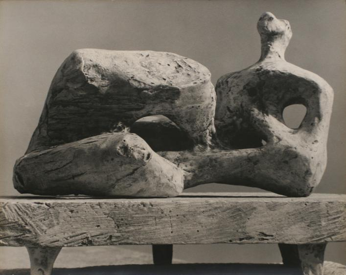 Henry Moore, Definitive Maquette for Unesco, 1956