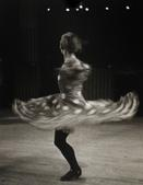 Ilse Bing Can Can Dancer, Moulin Rouge, Paris, 1933 Gelatin silver print, printed 1990. 14 x 11 inches