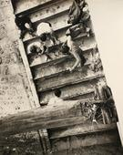 Sans titre, Paris, 1931 Gelatin silver print mounted to original scrap board, printed c. 1931 8 1/2 x 7 1/8 inches