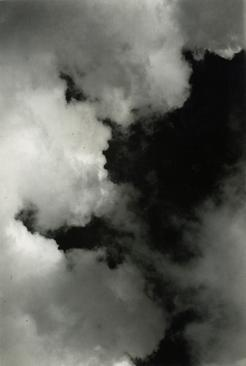 Imogen Cunningham Cloud Study, 1939 Gelatin silver print mounted to board, printed c.1939 9 1/4 x 6 1/4 inches