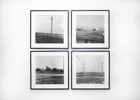 Vacant Lots, 1970-2003 Suite of 4 Gelatin silver prints