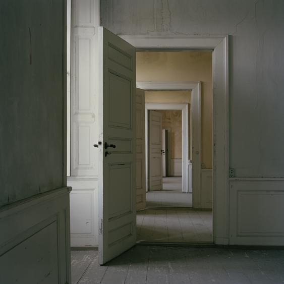 Trine Sondergaard Interior #4, 2008    Chromogenic print. 59 x 59 inches